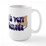 Popular goalie Large Mug