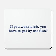 Job / First Mousepad