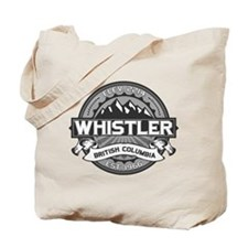 Whistler Grey Tote Bag