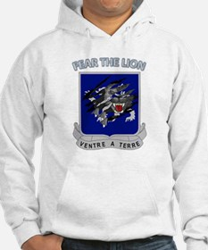 Fear The Lion! 2 Hoodie