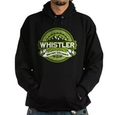 Whistler Green Hoodie
