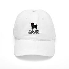 Bichon Frise Baseball Baseball Cap