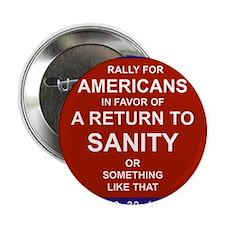 """Unique Restore sanity 2.25"""" Button (100 pack)"""