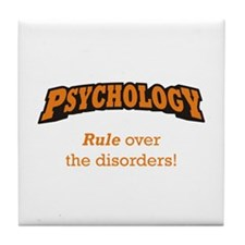 Psychology / Disorders Tile Coaster