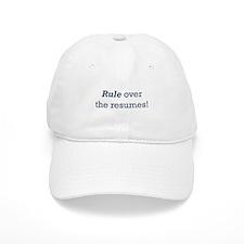 Rule / Resumes Baseball Cap