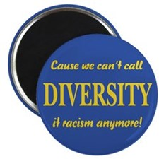 Call it racism Magnet