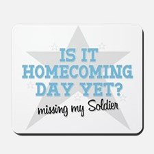 Is it Homecoming day yet? - M Mousepad