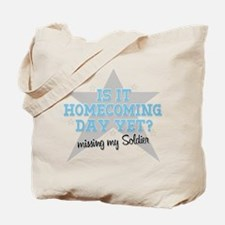Is it Homecoming day yet? - M Tote Bag