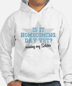 Is it Homecoming day yet? - M Hoodie