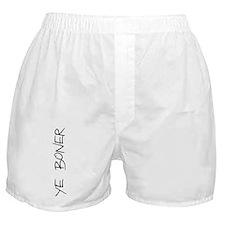 """""""ye boner"""" Boxer Shorts"""