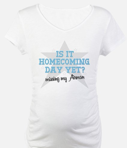 Is it Homecoming day yet? - M Shirt