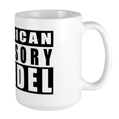 Advisory: American Infidel Mug