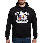 New Zealand Hoodie (dark)