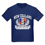 New Zealand Kids Dark T-Shirt