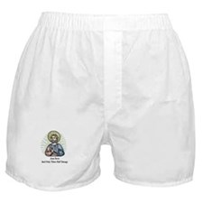 Jesus Saves Boxer Shorts