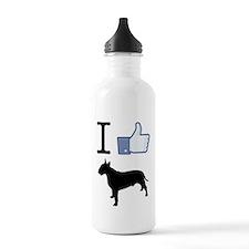 Bull Terrier Water Bottle