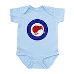 New Zealand Infant Bodysuit