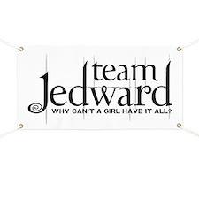 Team Jedward Banner