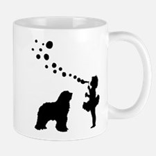 Bergamasco Sheepdog Small Small Mug