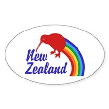 New Zealand Bumper Stickers