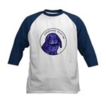 Somebunny Kids Baseball Jersey