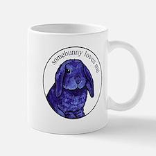 Somebunny Small Small Mug