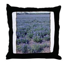 Sea 0' Blue Throw Pillow