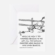 Near Side: WITHIN REACH Greeting Card