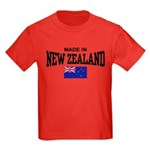 Made In New Zealand Kids Dark T-Shirt