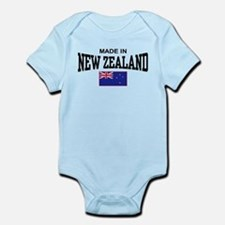 Made In New Zealand Infant Bodysuit