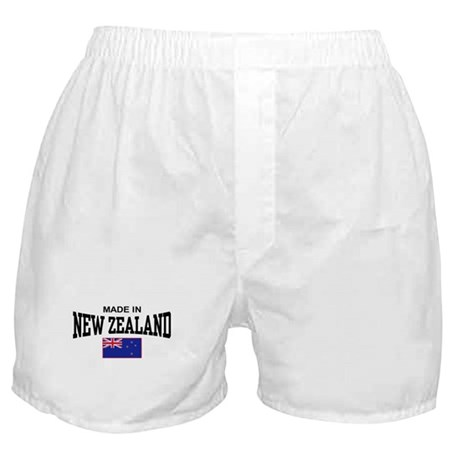 Made In New Zealand Boxer Shorts