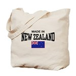 Made In New Zealand Tote Bag