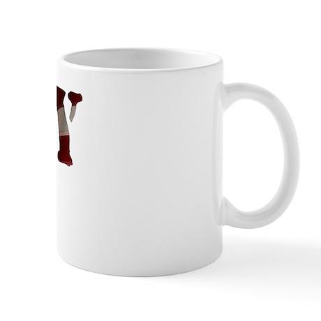 Navy Son Flag Mug