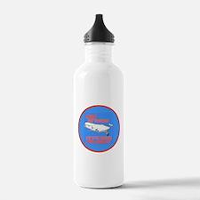 Cute Environment jesus Water Bottle