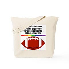 PIGSKIN Tote Bag