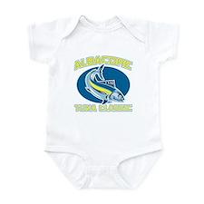 albacore tuna classic Infant Bodysuit