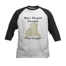 Unique Ban stupid people Tee