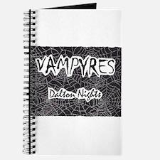 Vampyres: Dalton Nights Spide Journal