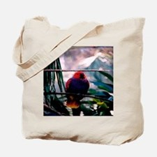 Eclectus series 2 Tote Bag