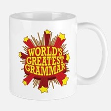 World's Greatest Grammar Mug