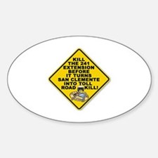 Cute Extension Sticker (Oval)
