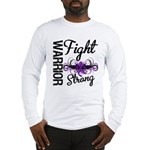 Fight Strong Pancreatic Cancer Long Sleeve T-Shirt