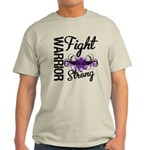 Fight Strong Pancreatic Cancer Light T-Shirt