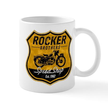 Vintage Cafe Racer Mug
