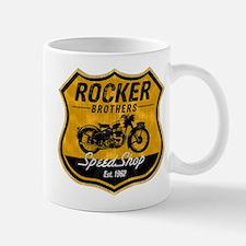 Vintage Cafe Racer Small Small Mug