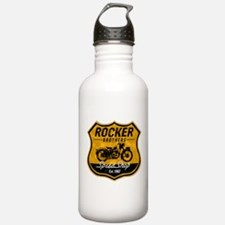 Vintage Cafe Racer Water Bottle