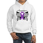 PancreaticCancerAwareness Hooded Sweatshirt