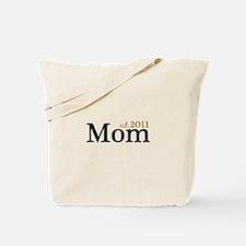 New Mom Est 2011 Tote Bag