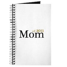 New Mom Est 2011 Journal