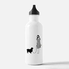 Clumber Spaniel Sports Water Bottle